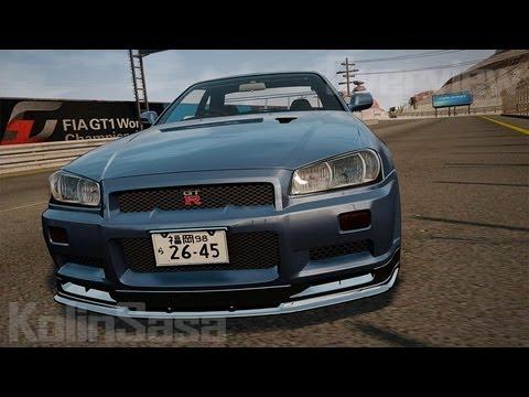 Nissan Skyline GT-R (BNR34) 2002