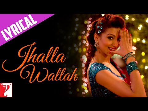 Song with Lyrics - Jhalla Wallah - Ishaqzaade