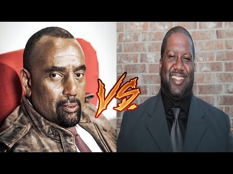 Jesse Lee Peterson vs Phillip(Host of TheAdviseShowTV)
