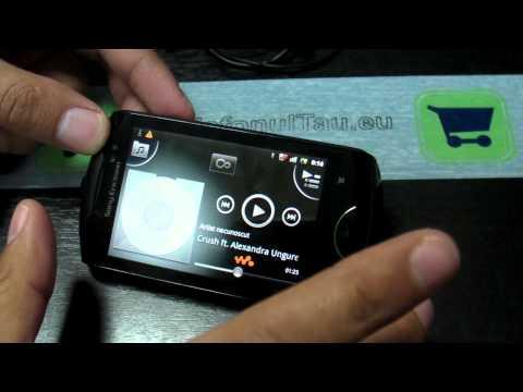 Sony Ericsson WT19i Live with Walkman review HD ( in Romana ) - www.TelefonulTau.eu