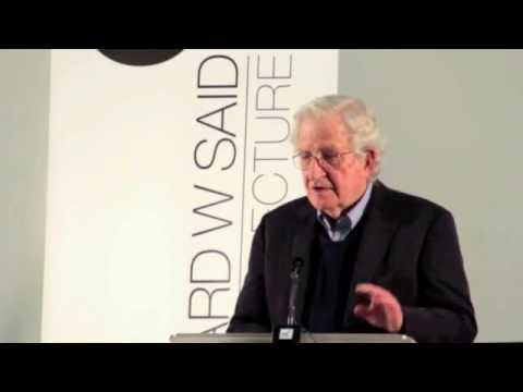 Noam Chomsky, Iran Nuclear Program, Secret U.S. Motives