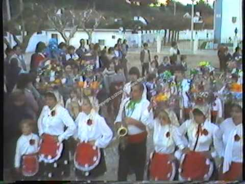 Carnaval do ano 1984 em Gl�ria do Ribatejo