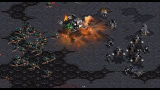 Hero (Z) v Light (T) on Circuit Breakers - StarCraft  - Brood War REMASTERED