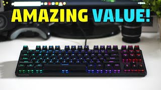 Tecware Phantom RGB Mechanical Keyboard - Unboxing & Review