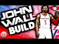 NBA 2K18 John Wall Archetype for MyCAREER - NBA 2K18 Tips by JackedBillGaming
