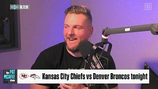 The Pat McAfee Show | Thursday, October 17th
