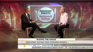 Houlihan's on the Today Show
