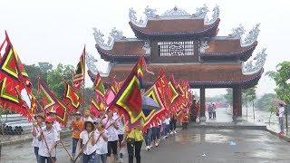 Khai mạc lễ hội đền Lảnh Giang | Tin Tức 24H