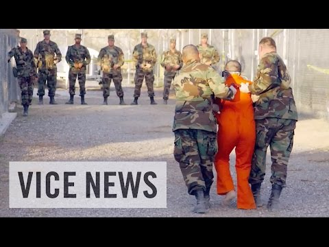 Inside Guantanamo: Blacked Out Bay (Part 1)