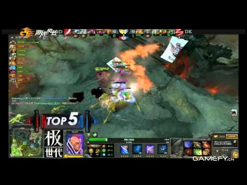 End Game 2 show - G League DOTA2 Finals - LGD.INT vs Invictus Gaming