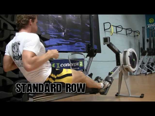 Extreme Endurance Training: Indoor Rowing Drills