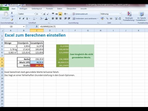 youtube excel lernen
