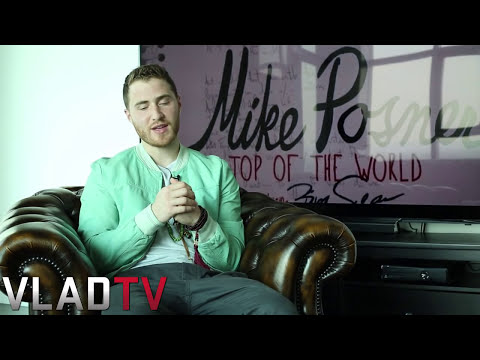 Mike Posner Talks New Single & Working With Big Sean