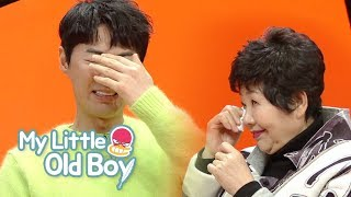 """Jun Jin """"I placed third because grandma was slow!"""" [My Little Old Boy Ep 122]"""