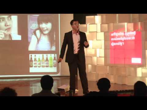 TEDxPhnomPenh - Tep Livina - Inspiring Youth through Inspiring Education