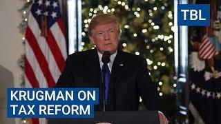 A Nobel Prize-winning economist says Trump tax reform won