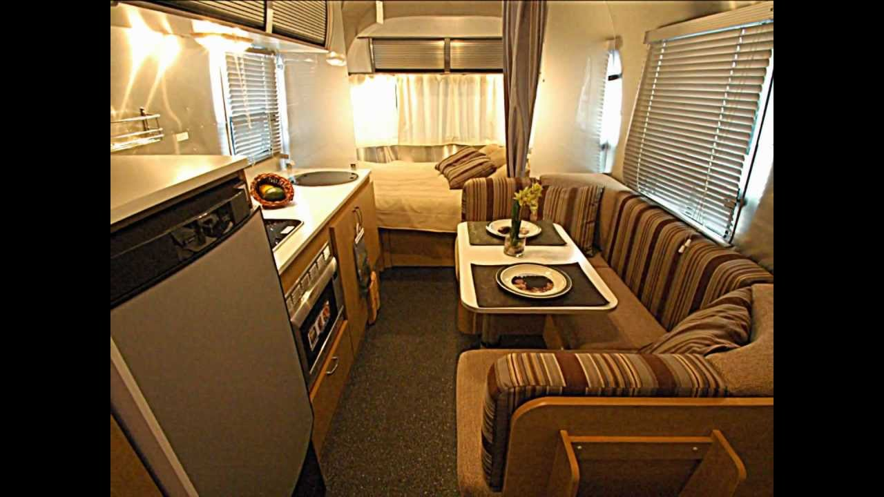 Airstream Travel Trailer >> The 2012 Airstream Sport 22FB (George M. Sutton RV).wmv - YouTube
