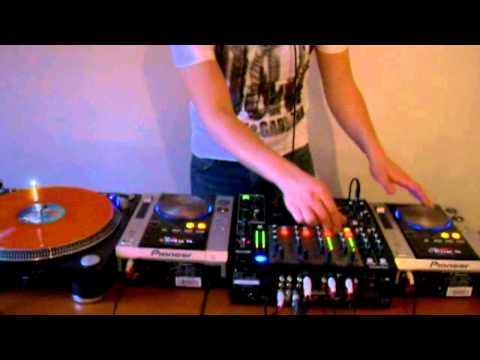 Dj Reverse ElectroHouse mix December 2010