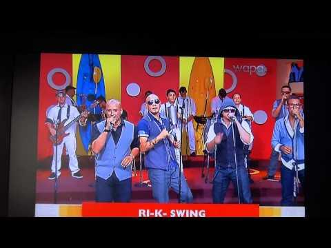 Rika Swing en pegate al medio dia el 18 junio 2012
