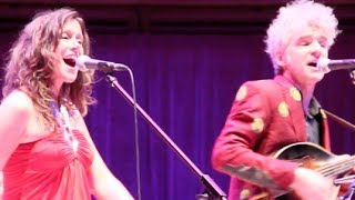 Dan Zanes and Patty Shukla as guest performer in Miami, FL 2013
