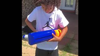 The Nerf Dog Launcher