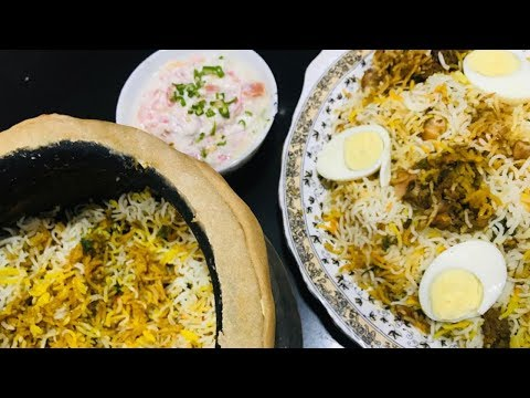 Chicken Pot Biryani|| Clay Pot Biryani Recipe|| Matka Biryani Recipe