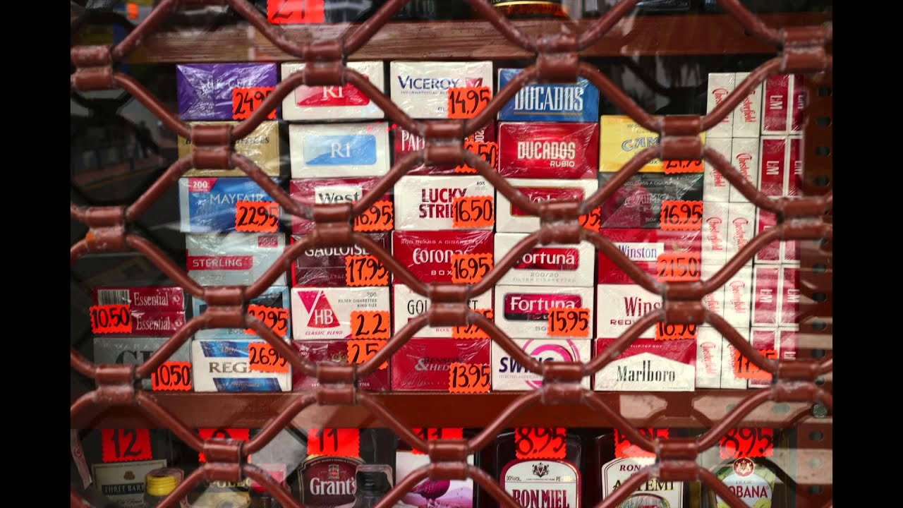 Cigarette Prices Canary Islands