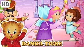 Daniel Tigre em Português ❄️🎄 Um Espectáculo de Férias de Inverno Mágico | Vídeos para Crianças