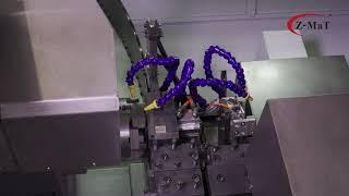 Z-MaT DA66-G Double Spindle Machine