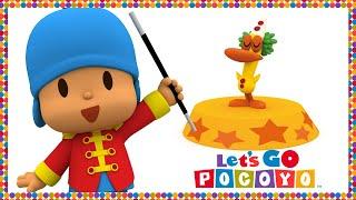 Let's Go Pocoyo! - Circus [Episode 45] in HD