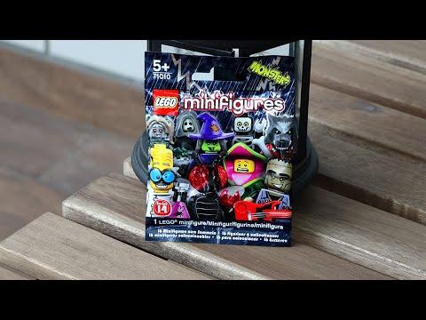 Раскрываем LEGO Minifigures 14 Серия!