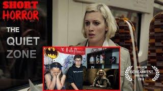 THE QUIET ZONE Short Horror Film REACTION!! [FNSH - 62]