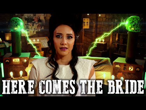 here Comes The Bride - Adventures Of The League Of Steam video