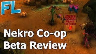 Nekro Co-op Beta Review
