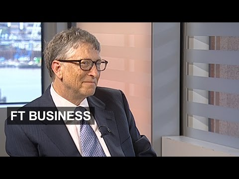 Bill Gates on tax, climate and Microsoft | FT Business