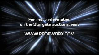 The Official Stargate Prop & Costume Auctions: Presented by Propworx — Stargate The Last Weeks 7