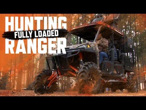 Fully Loaded Hunting Ranger