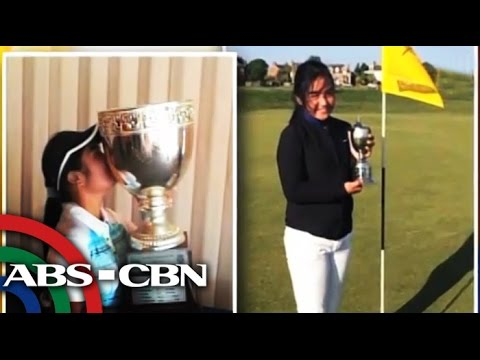 10-year-old Pinay golfer making own name in US