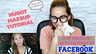 Reacting to my old TRENDING VIDEO ON FACEBOOK! Na-speechless si ako! WAAAH!