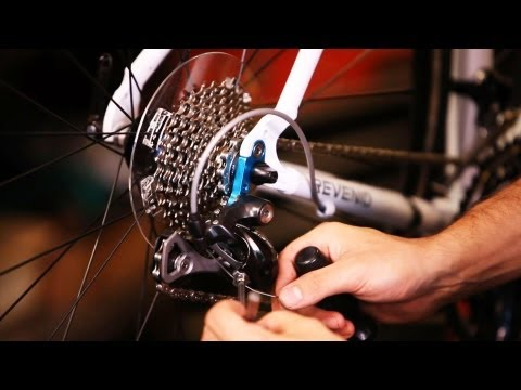How to Adjust Gears & Derailleurs   Bicycle Repair