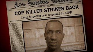 ТАЙНЫ GTA 5: СИДЖЕЙ В РОЗЫСКЕ!