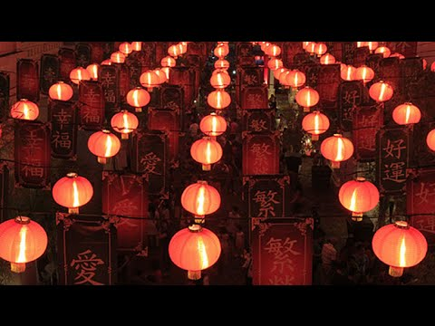 Watch: Beijing celebrates Chinese New Year 2016