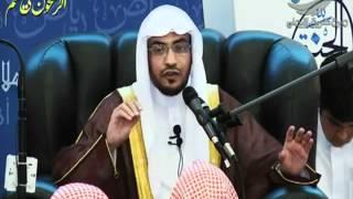 قيام النبي  ﷺ  في الليل - الشيخ صالح المغامسي