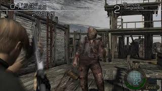 Enfado en mercenarios con Leon... mundo de agua