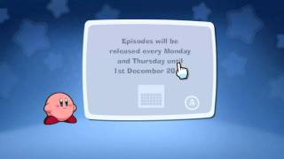 Kirby TV Channel Available For Download Now! (Wii)