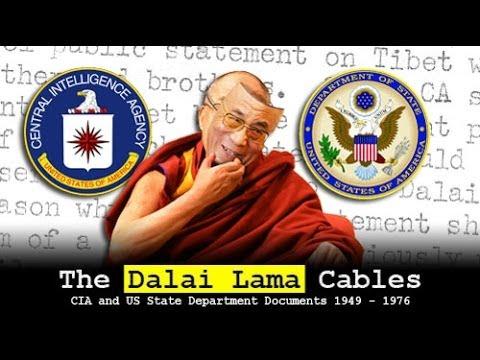 Dalai Lama Documented Still CIA, Paid to Keep Tibet a