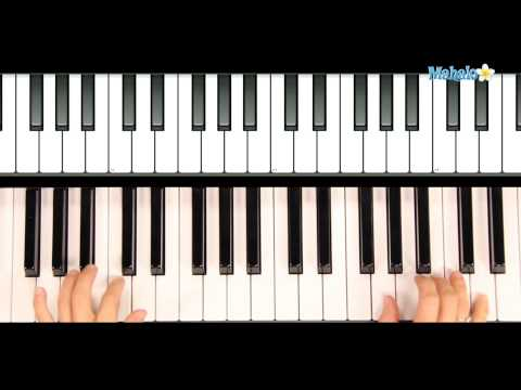 How to Play Last Christmas I Gave You My Heart on The Piano