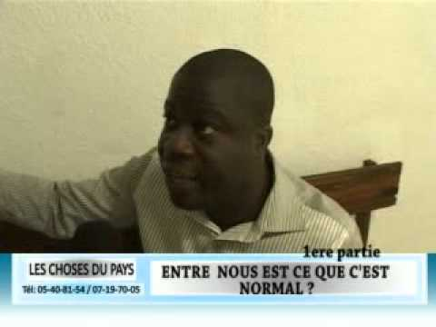 Les choses du pays : Est ce que c'est normal ? Affaire Patie