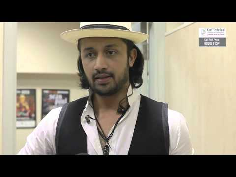 Atif Aslam Live at City 101.6 Unplugged