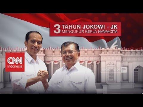 FULL- Mengukur Kinerja Nawacita, 3 Tahun Jokowi-JK